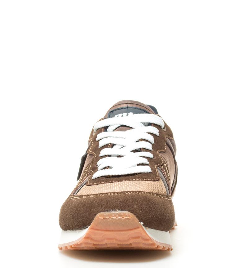 Mustang Zapatillas Trammel marrón