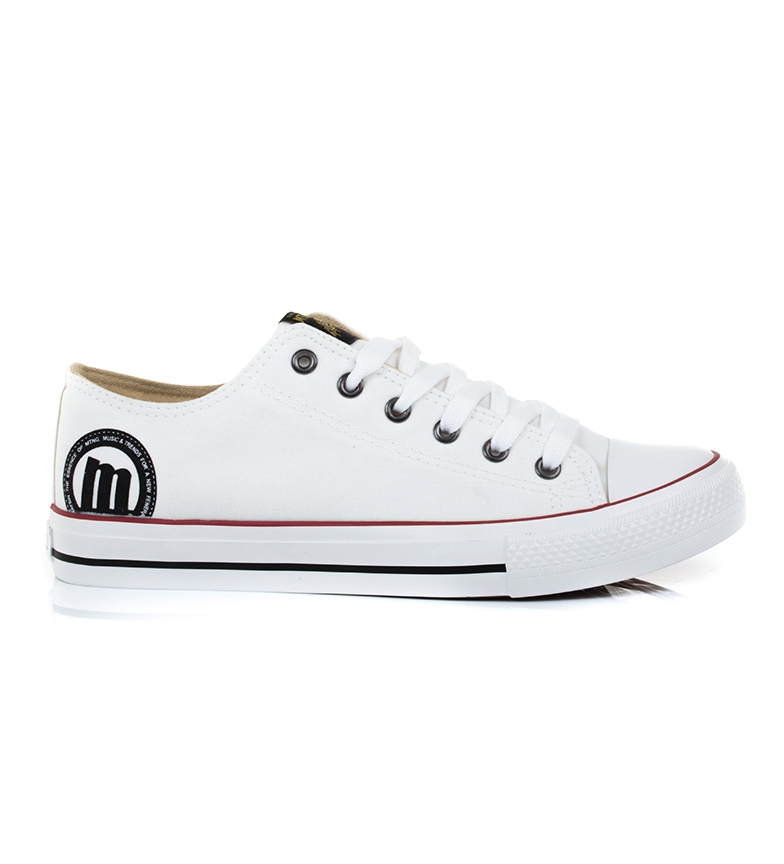 Comprar Mustang Trend Low II shoes white