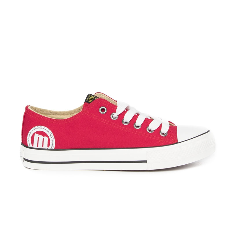 Comprar Mustang Trend Low shoes red
