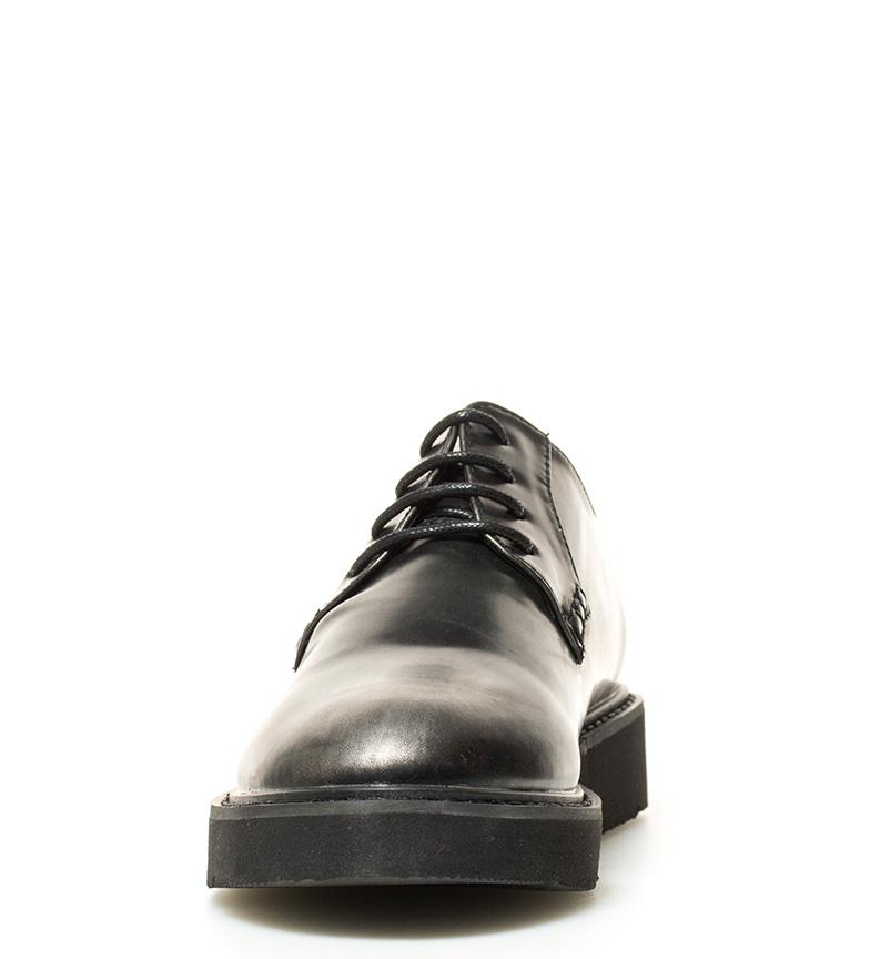 br Mustang br negro 3cm plataforma Jovi Altura Zapatos qqfRgnT7rt