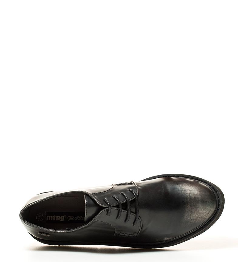 Mustang br negro br Jovi plataforma Zapatos Mustang 3cm br Zapatos Altura negro Jovi q6wxw58