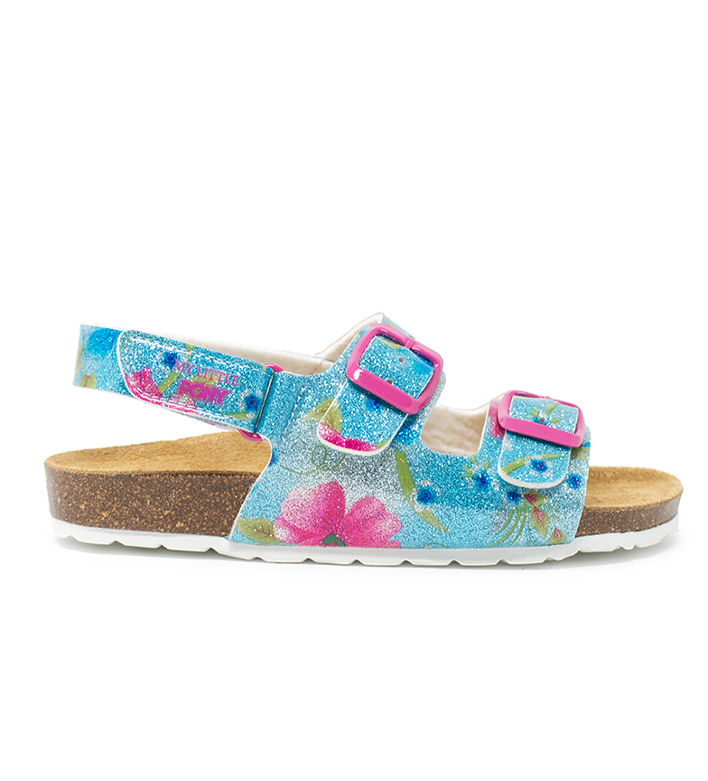 Comprar My Little Pony Stampi Glitter Sandals azul, rosa