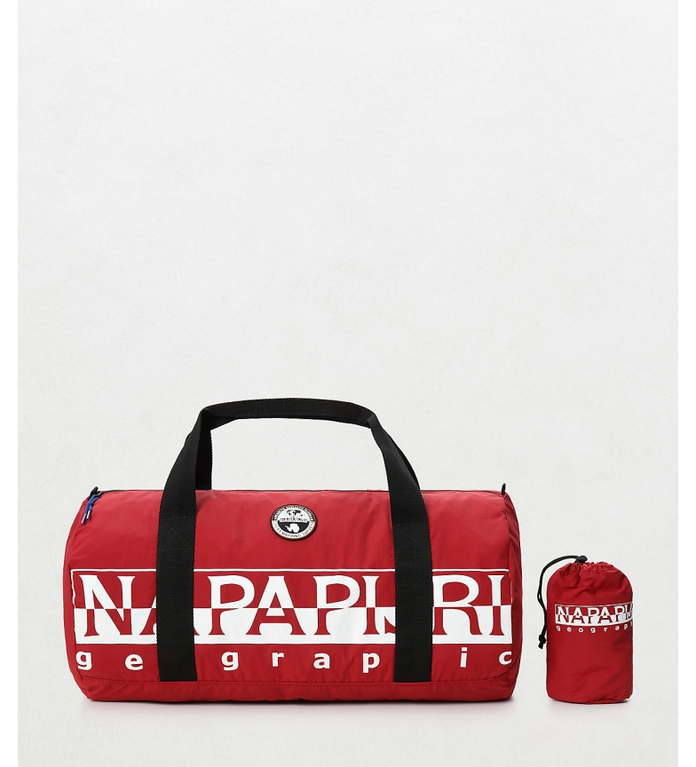 Comprar Napapijri Bering Pack saco vermelho / 60x32cm / 48L