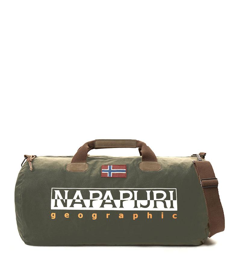 Comprar Napapijri Bolsa Bering verde oliva / 48L / 60x32cm