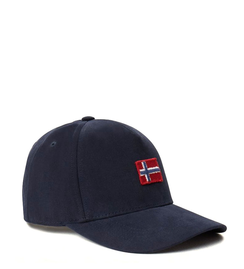 Comprar Napapijri Gorra Flagstaff marino