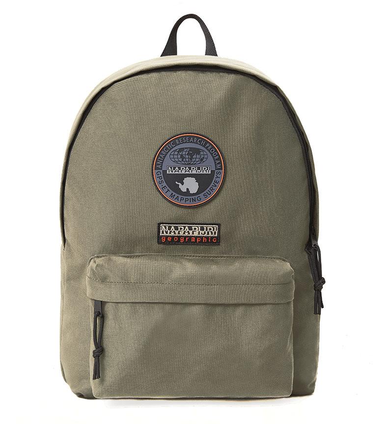 Comprar Napapijri Voyage backpack olive green / 20,8L / 40x31x13cm