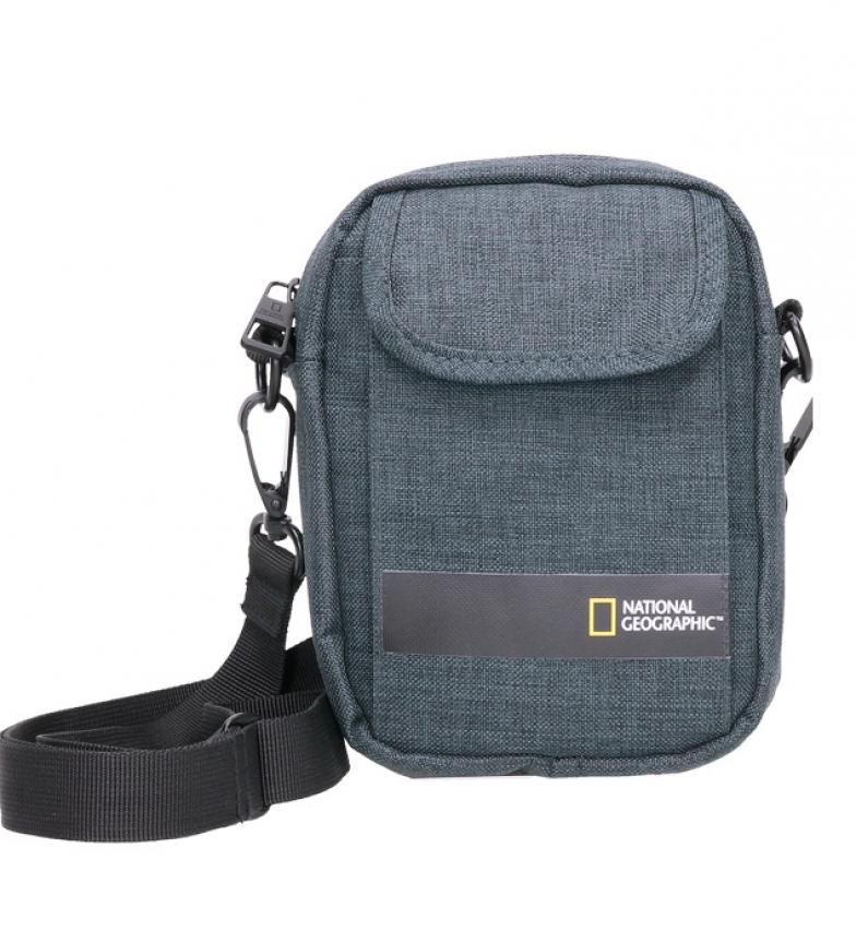 Comprar National Geographic Strap Band anthracite -13.5x4x18.5cm-