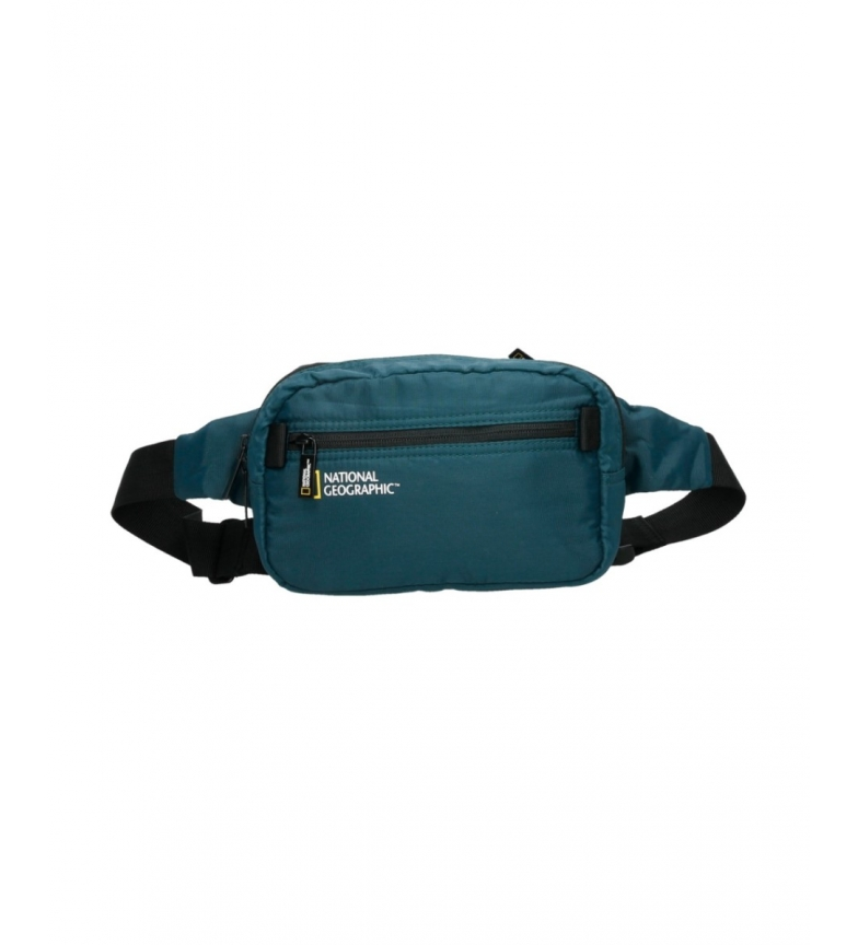 Comprar National Geographic Sac de taille transformable vert -21x8,5x14cm-