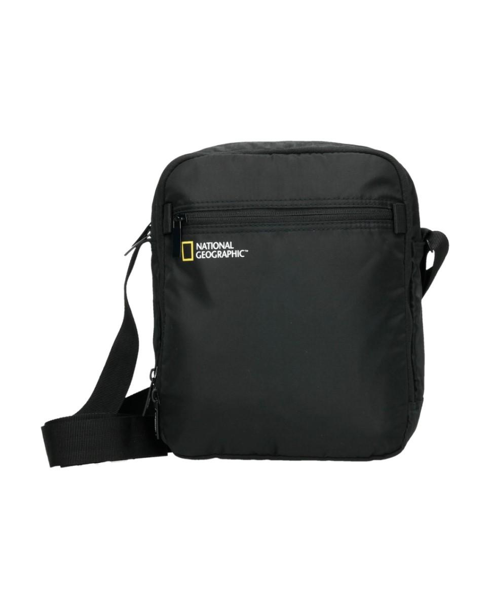 Comprar National Geographic Bandolera Transform negro -23x9,5x29cm-
