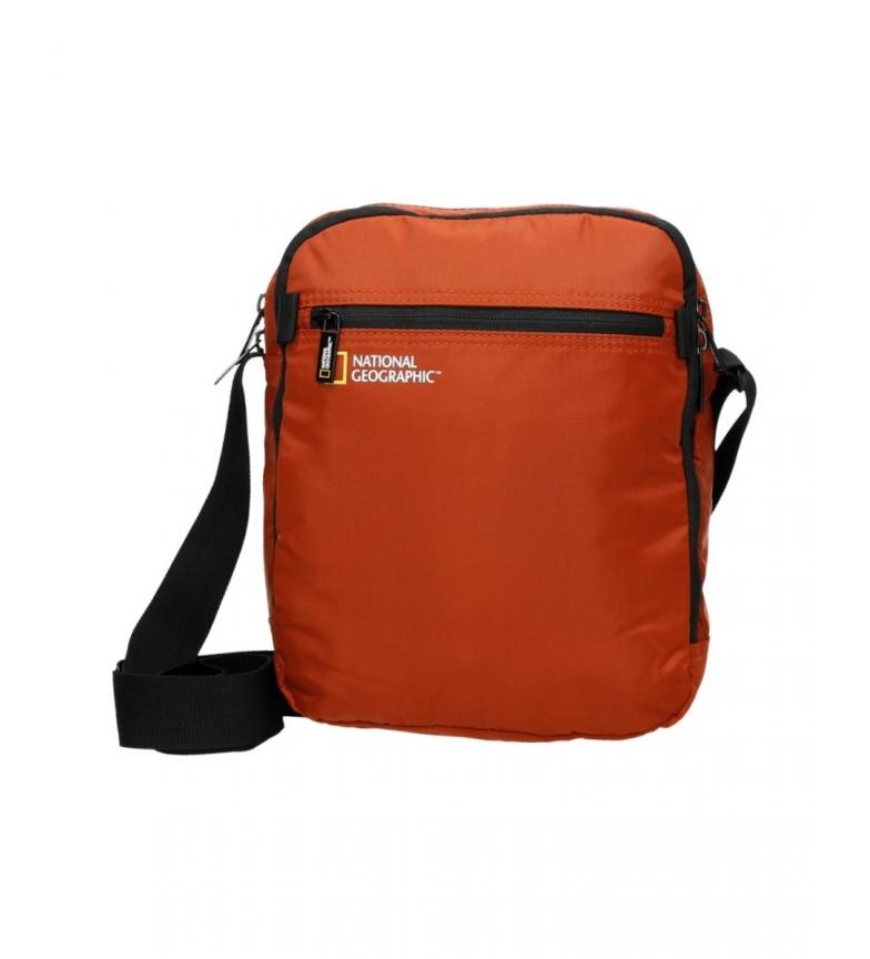 Comprar National Geographic Trasforma la tracolla arancione -23x9,5x29cm-