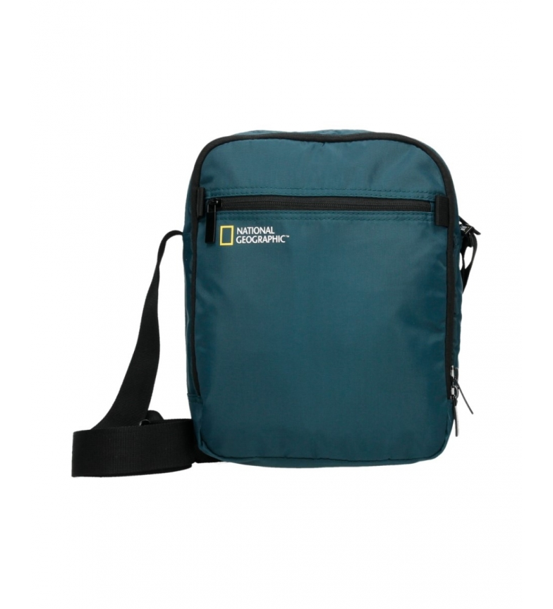 Comprar National Geographic Bandolera Transform verde -23x9,5x29cm-