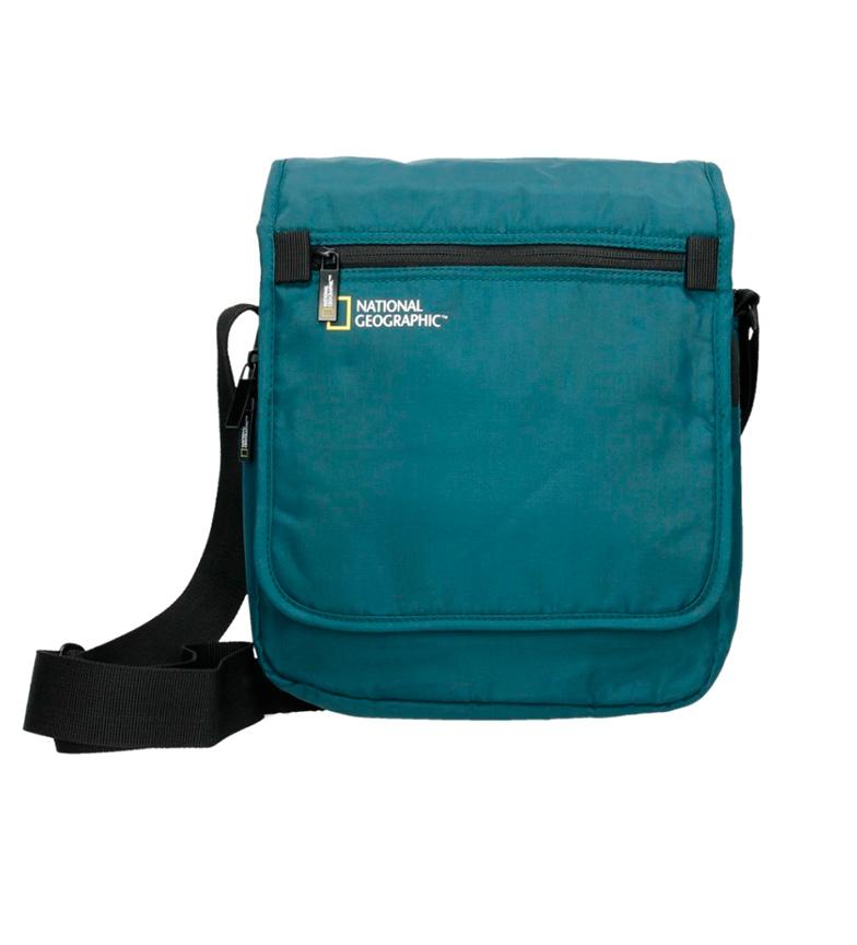 Comprar National Geographic Bandolera Transform verde -24x10x27cm-