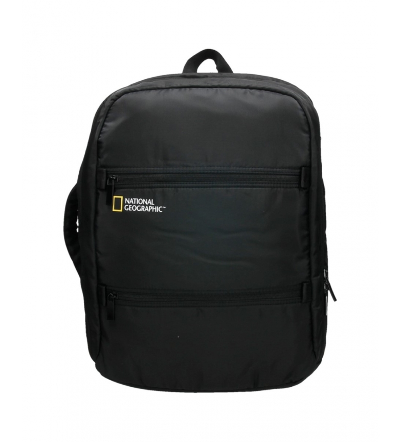 Comprar National Geographic Mochila Transform negro -32x16x43cm-