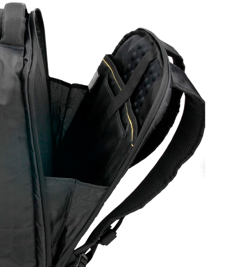 Comprar National Geographic Mochila Transform negro -32x16x43cm ... fd1b9f1a4a6cc