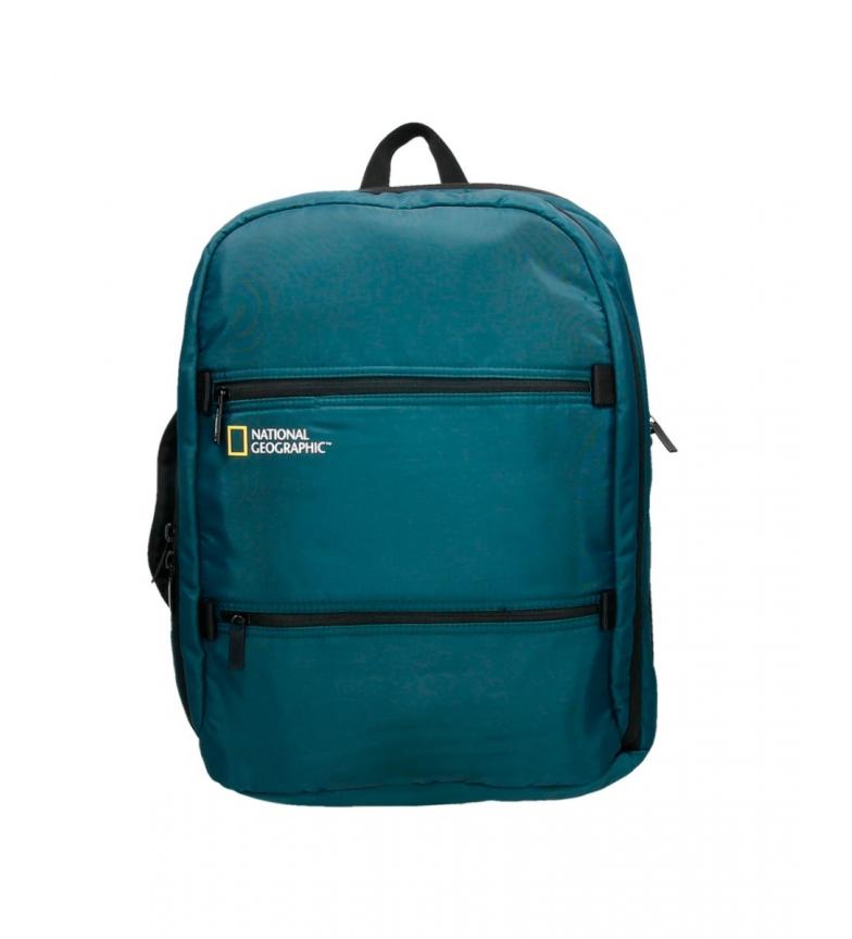Comprar National Geographic Mochila Transform verde -32x16x43cm ... eaaab0a93c850