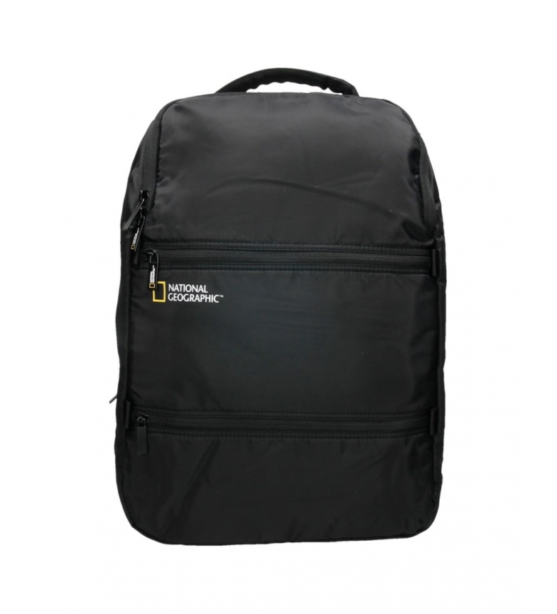 Comprar National Geographic Transform black backpack -32x18x44cm-