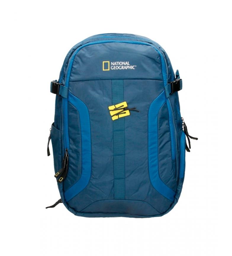 Comprar National Geographic Découvrez le sac à dos bleu -34x17x51cm-