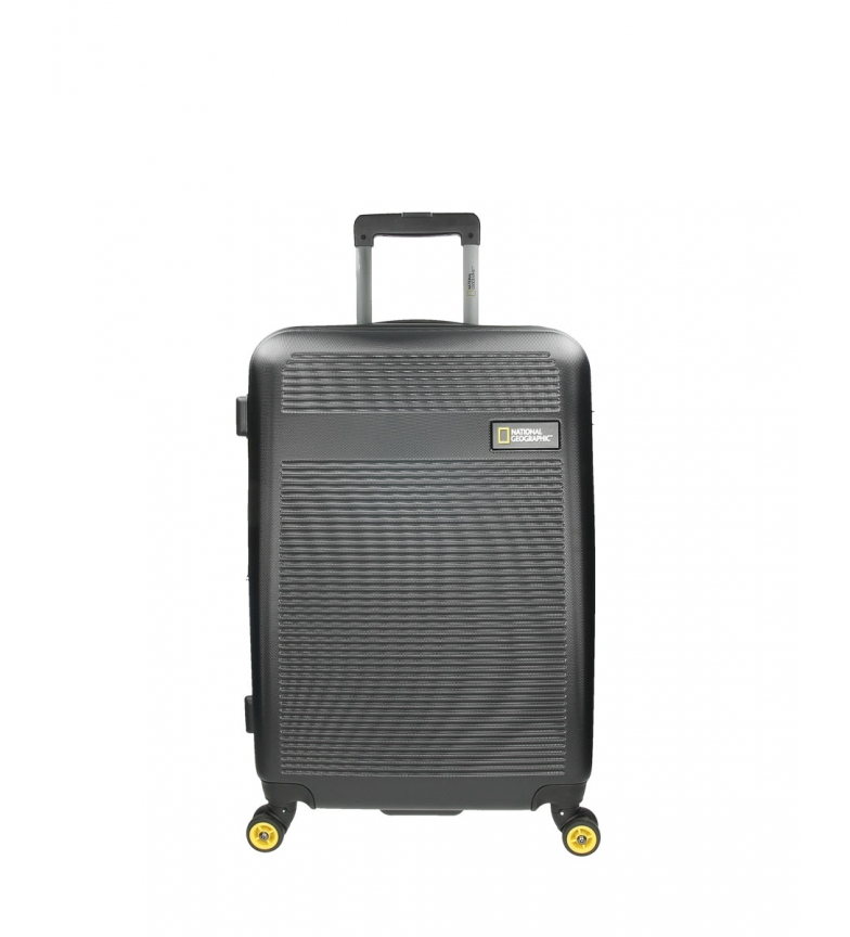 Comprar National Geographic Medium trolley Aerodrome black -46x27x67cm-