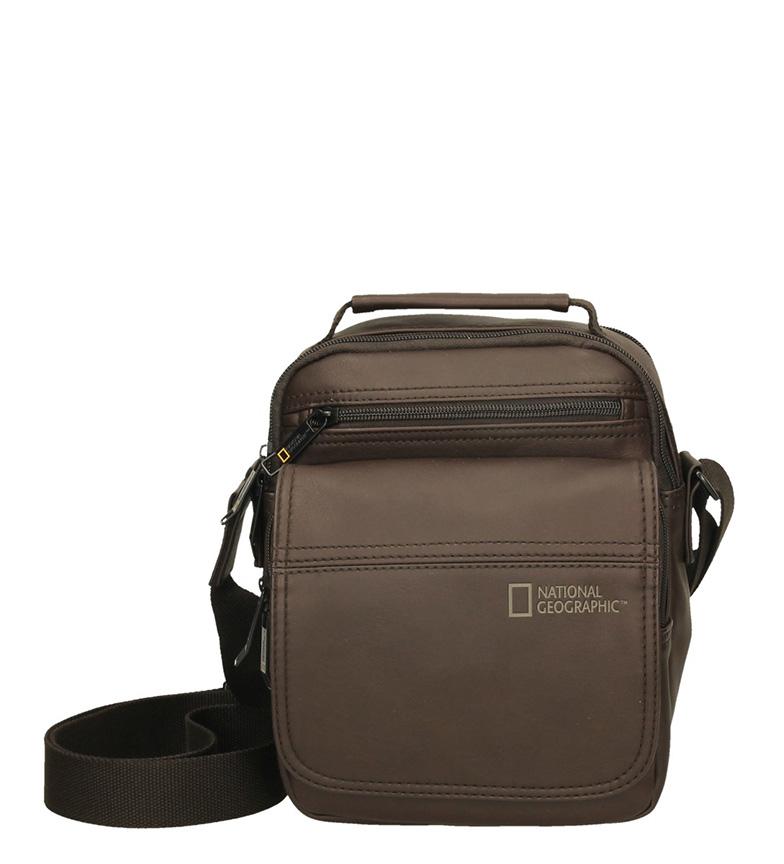 Comprar National Geographic Dean marrón épaule-19,5x12,5x25cm-