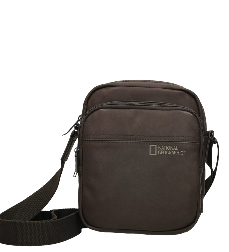 Comprar National Geographic Dean shoulder bag brown-20x10x24cm-