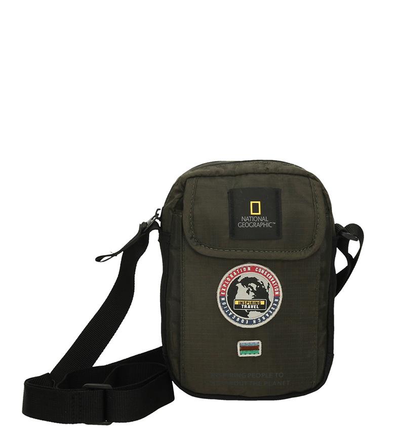 Comprar National Geographic Sac à bandoulière Explorateur kaki-13,5x4x18,5cm-
