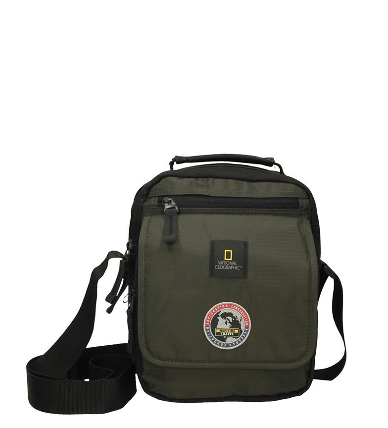 Comprar National Geographic Explorador saco de ombro kaki-19,5x12,5x25cm-