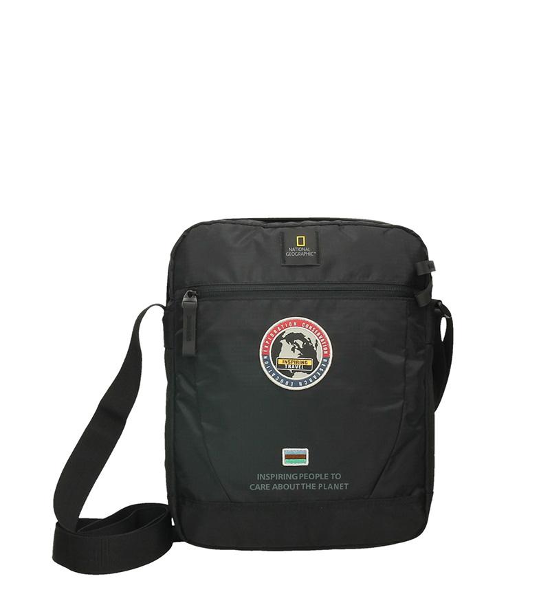 Comprar National Geographic Shoulder bag black-27,5x8x34cm-