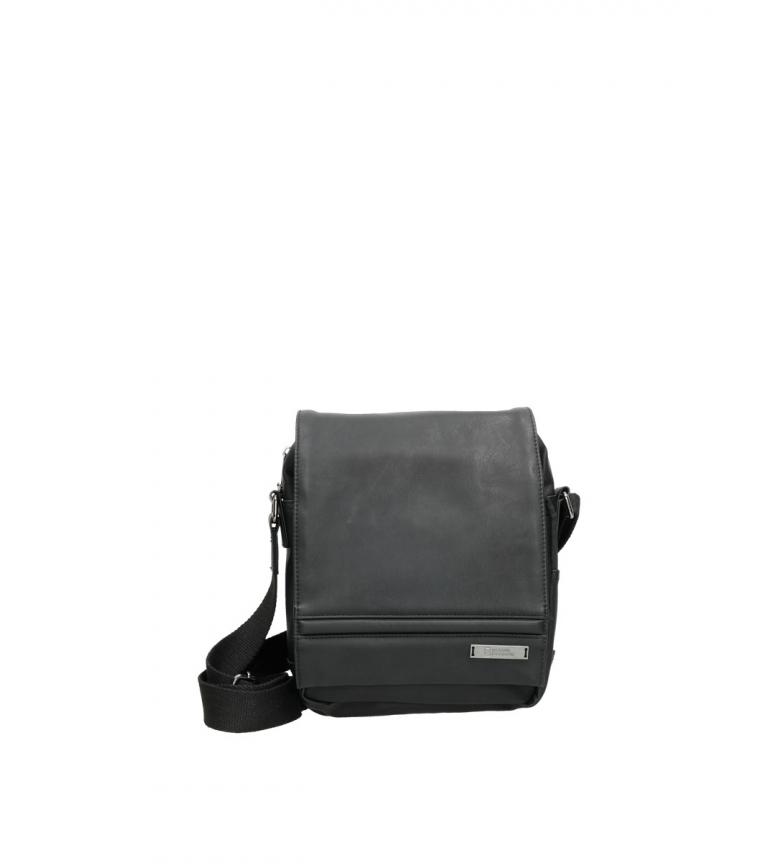 Comprar National Geographic Peak black shoulder bag -24x10x28,50cm