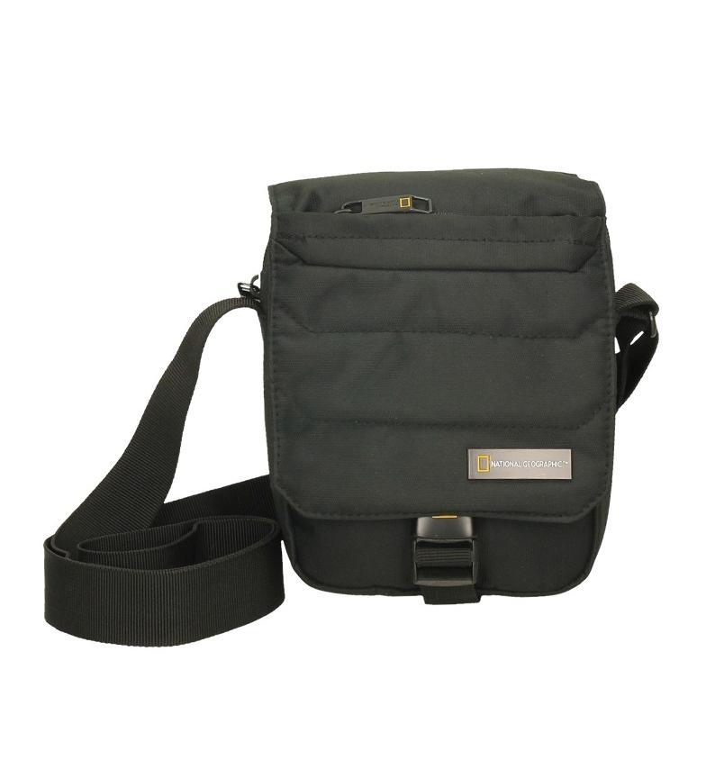 Comprar National Geographic Bandolera Pro negro-15x7x19,5cm-