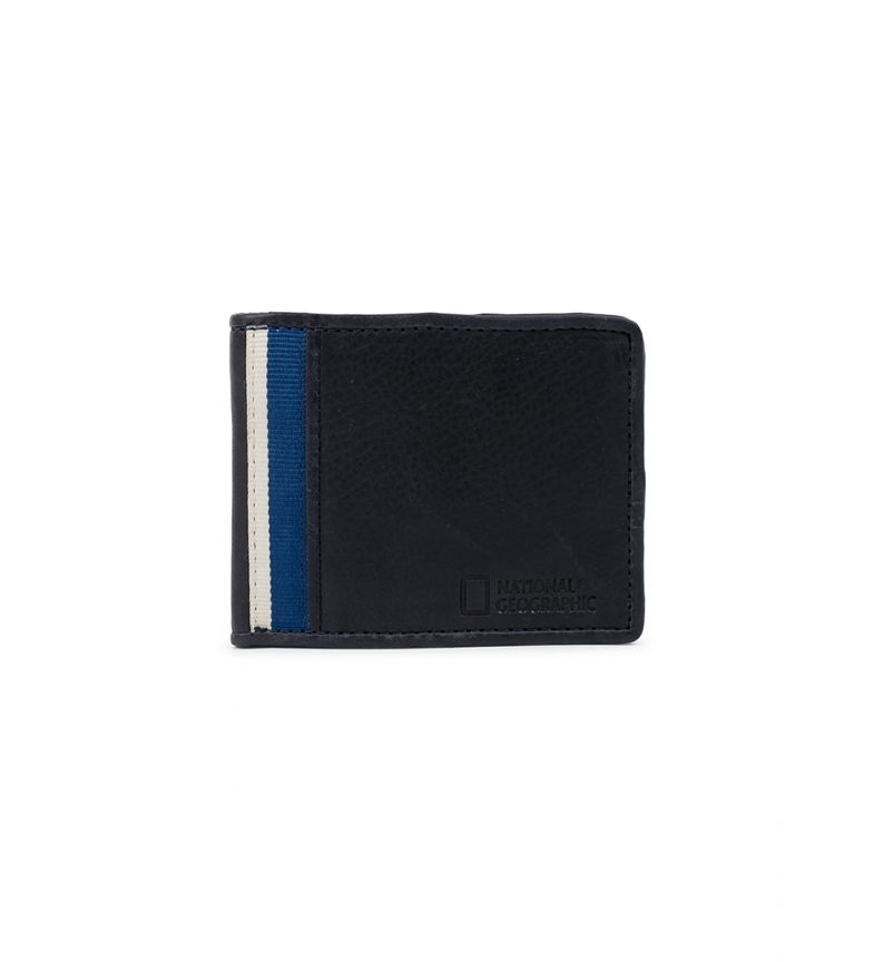 Comprar National Geographic Leather wallet Wind blue -2x11x9cm