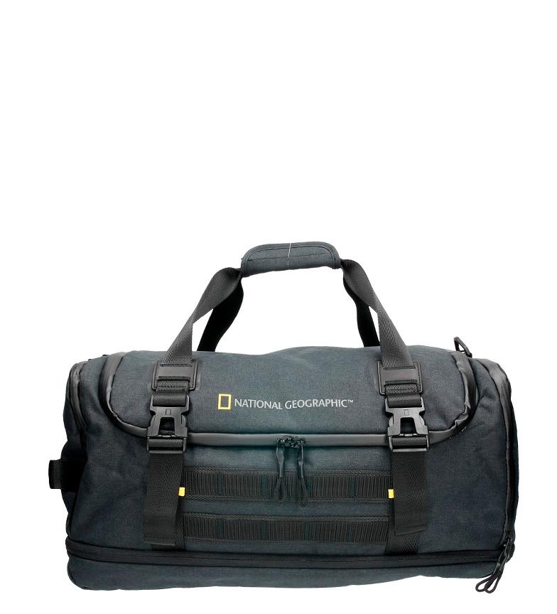 National Geographic Expedition saco de viagem preto -55x27x38,5 cm