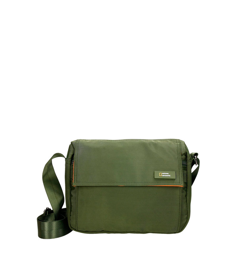 Comprar National Geographic Khaki shoulder bag -27x12x20cm