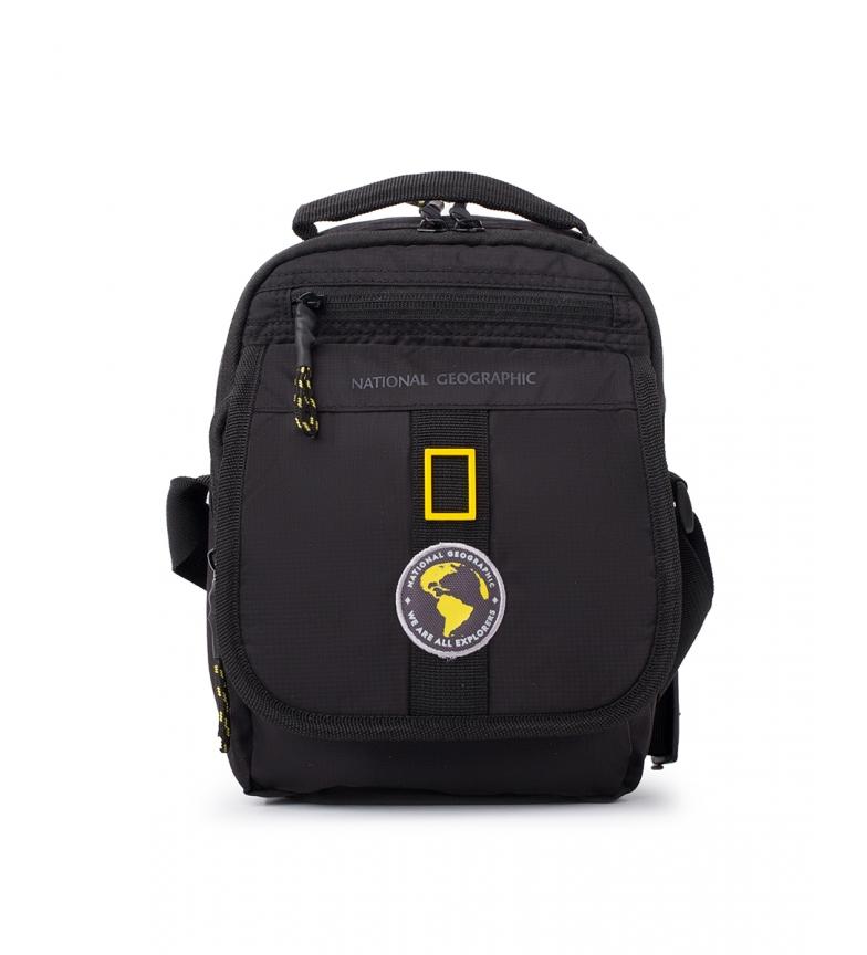 Comprar National Geographic Novo saco de ombro Explorer preto -19x12x25cm