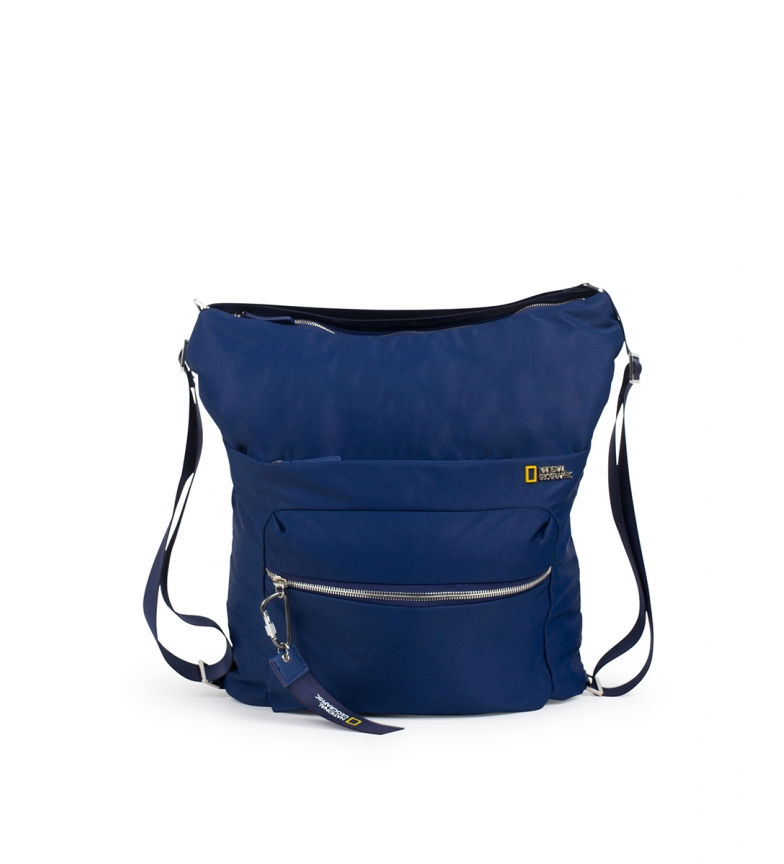 Comprar National Geographic Research bag blue -31x11x38cm