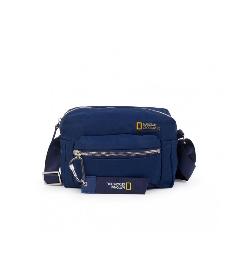Comprar National Geographic Saco de pesquisa azul -20x3x19cm