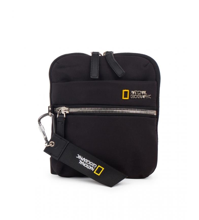 Comprar National Geographic Saco de pesquisa preto -17x3x19cm