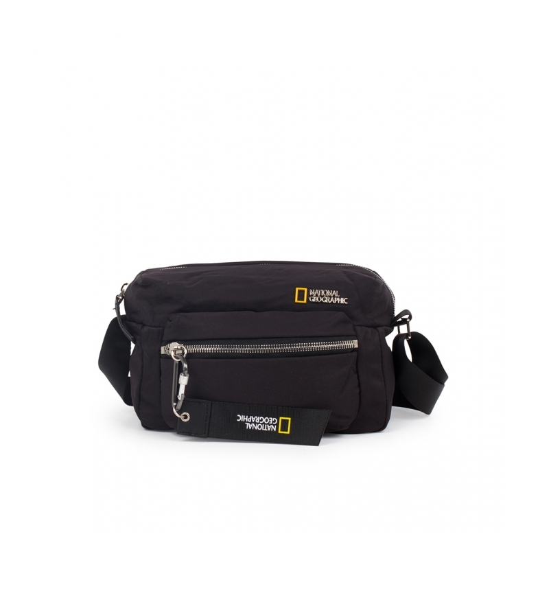 Comprar National Geographic Research bag black -20x3x19cm