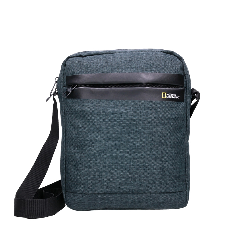Comprar National Geographic Borsa flusso antracite 27,5X8X34Cm