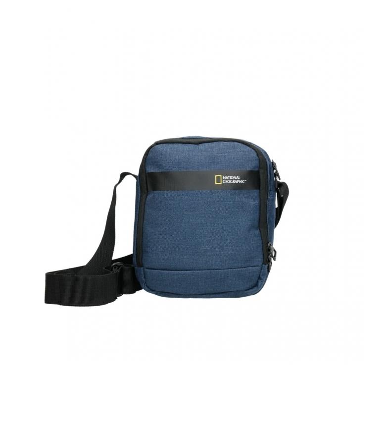 Comprar National Geographic Stream saco de ombro azul -17x10x21x21cm