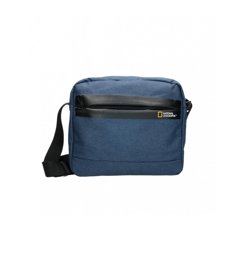 Comprar National Geographic Stream saco de ombro azul -29x8x8x25,5cm