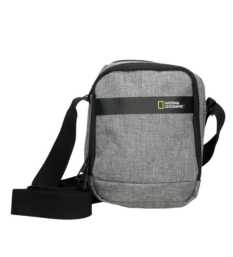 Comprar National Geographic Stream Bag Gris clair 17X10X21Cm