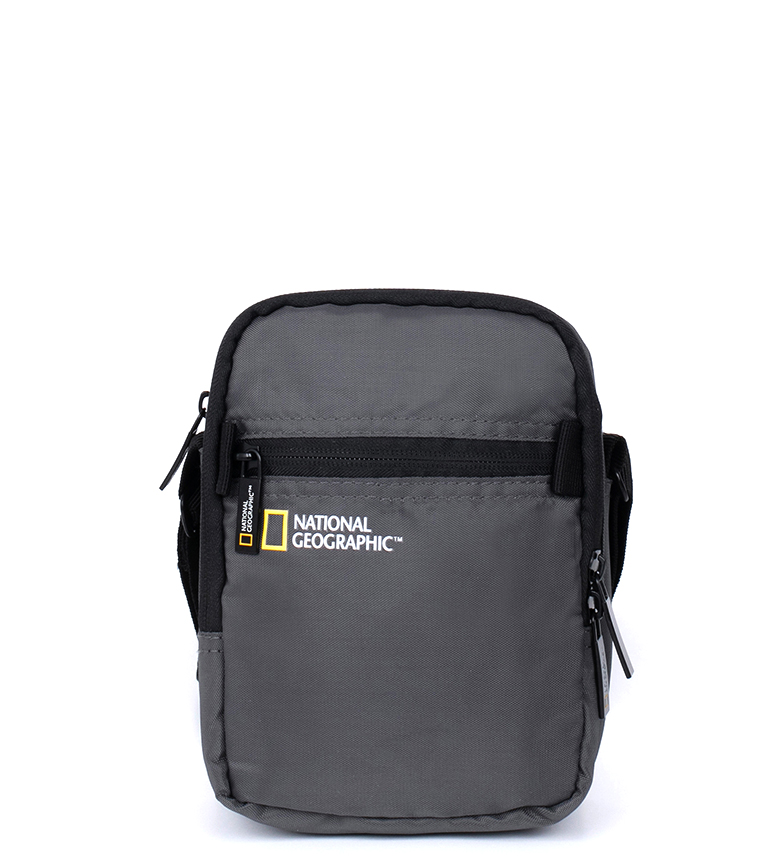 Comprar National Geographic Sac Transform gris 13,5X8X18X18Cm