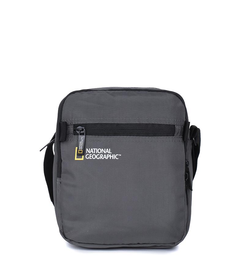 Comprar National Geographic Grey Transform Bag 18X7,5X21Cm