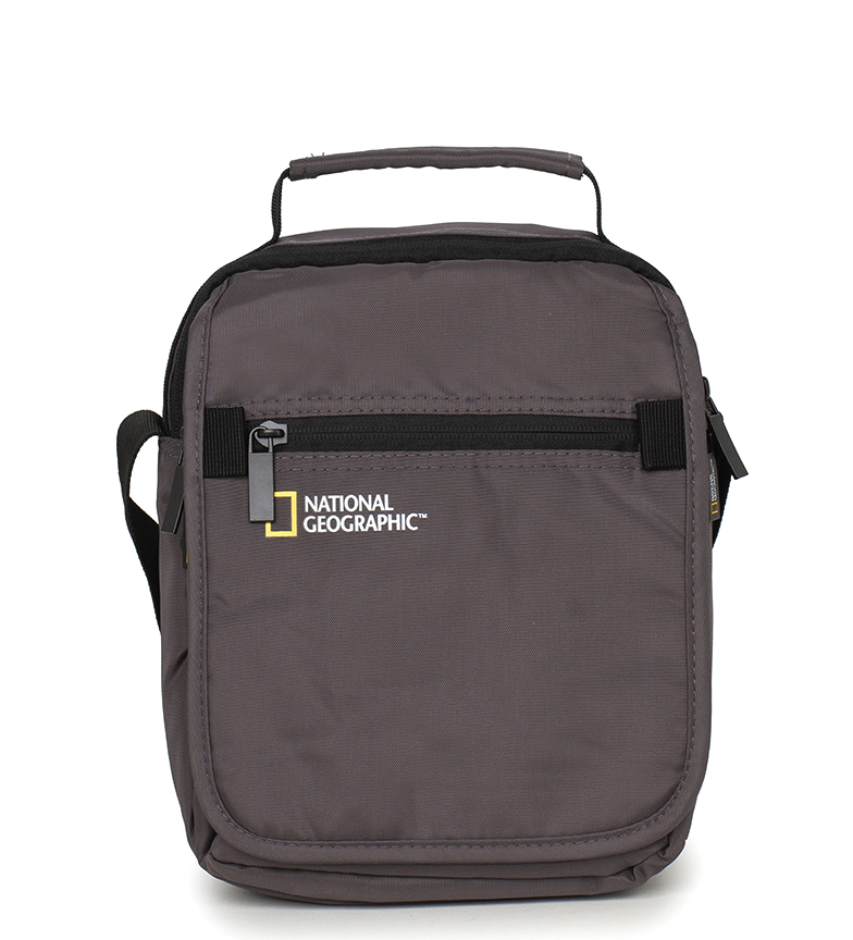 Comprar National Geographic Bolso Transform gris -19x11,5x24cm-