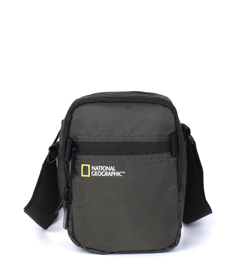 Comprar National Geographic Khaki Transform Bag 13,5X8X18Cm