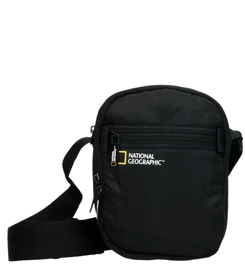 Comprar National Geographic Transform Bag Black 13,5X8X18Cm