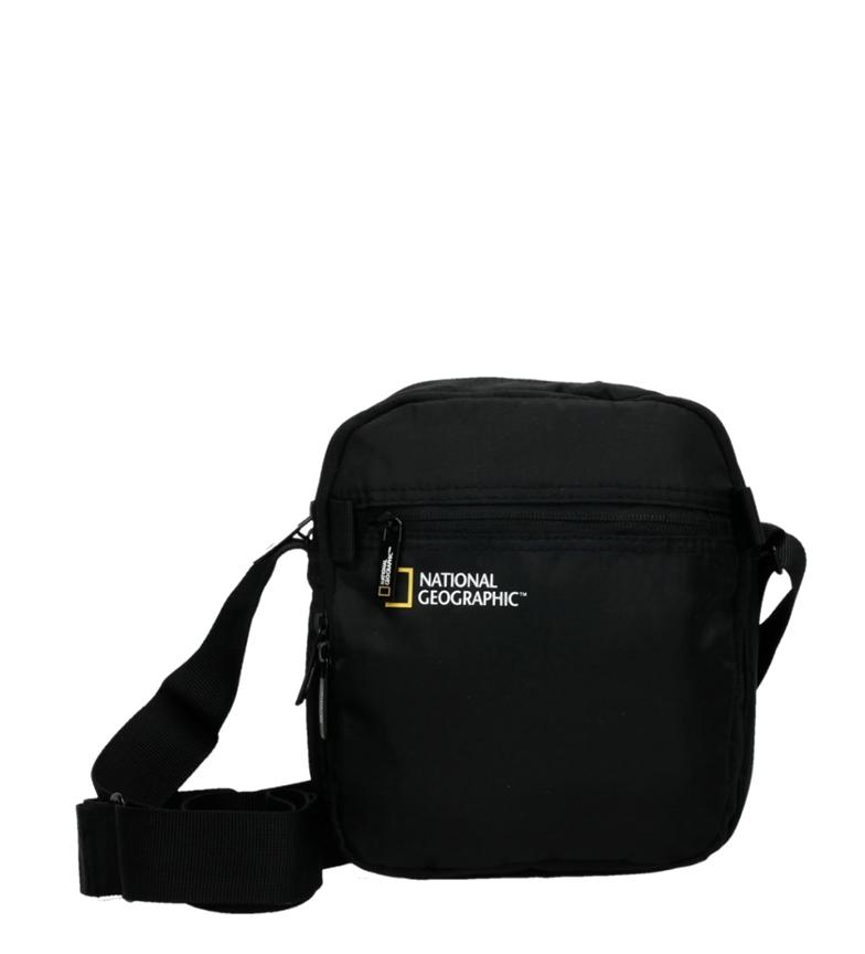 Comprar National Geographic Transform Bag Black 18X7,5X21Cm