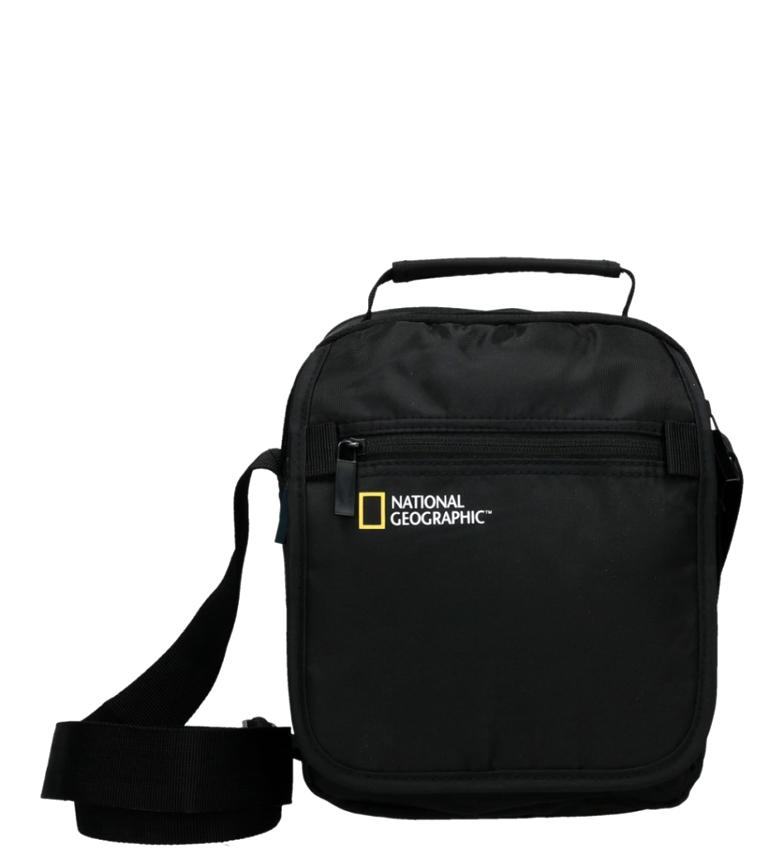 Comprar National Geographic Bolso Transform Negro 19X11,5X24Cm