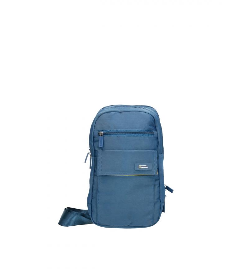 Comprar National Geographic Zaino Accademia blu -20x9x9x33cm