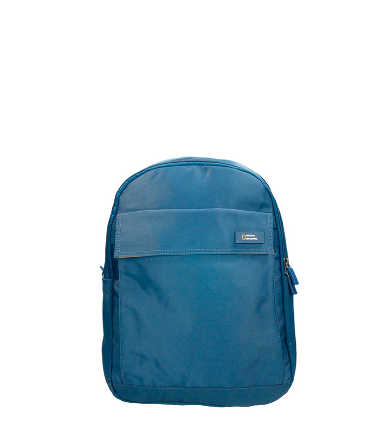 Comprar National Geographic Academy backpack blue -29x13x39cm